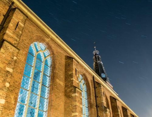 Church by starlight